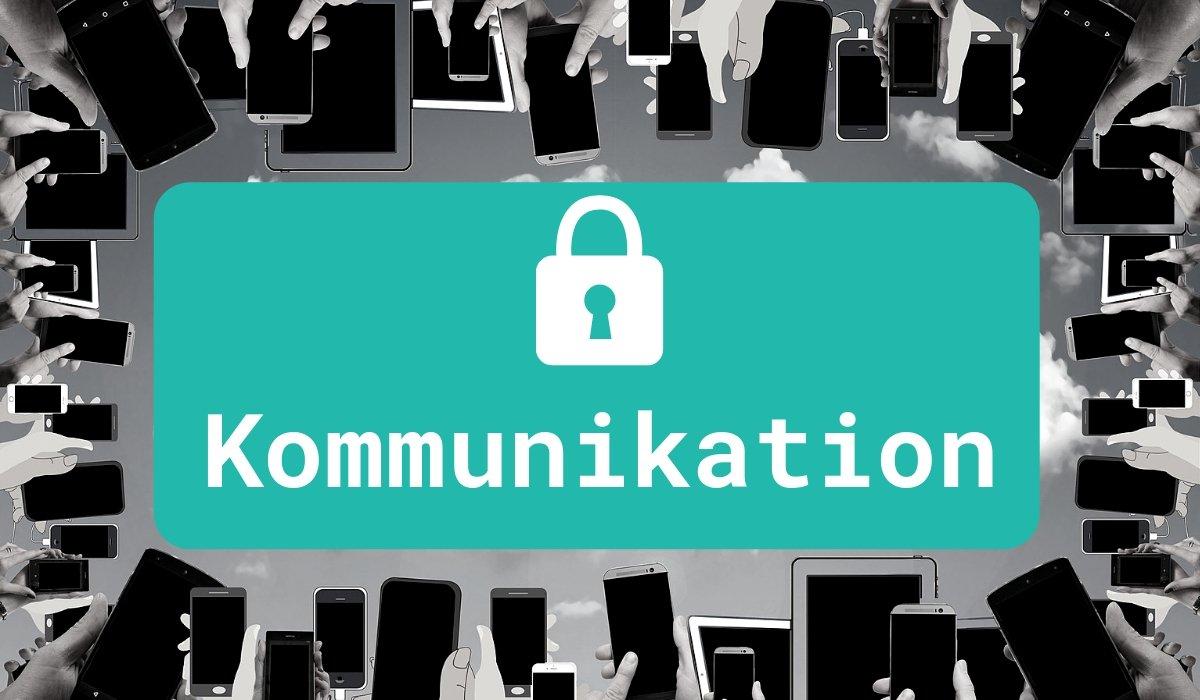 Sichere Kommunikation Gesundheitsbranche
