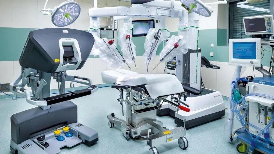 Robotik im Behandlungszimmer